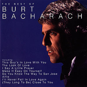 CD BACHARACH BURT - BEST OF