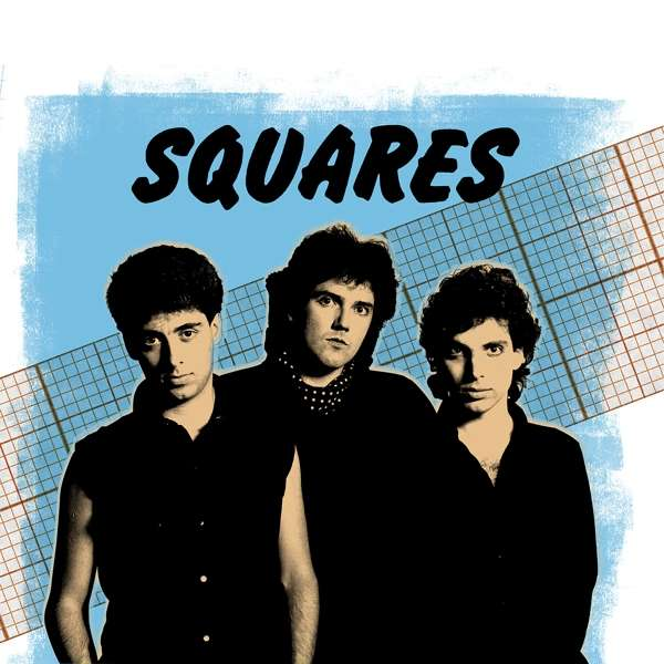 CD SQUARES - BEST OF THE EARLY 80'S DEMOS