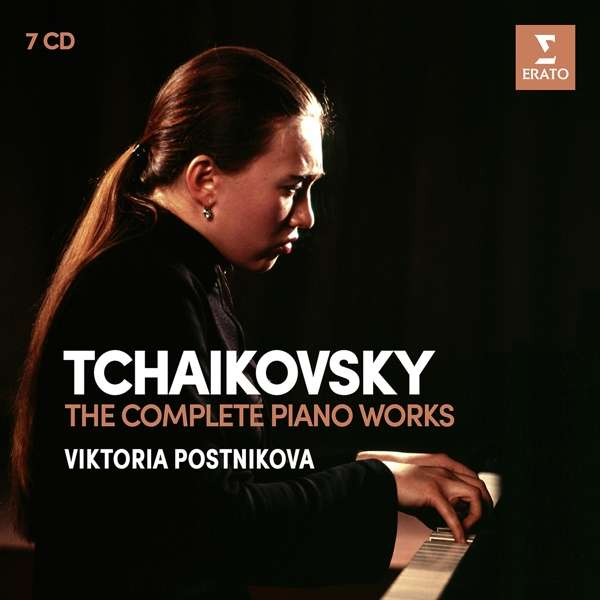 CD POSTNIKOVA, VIKTORIA - TCHAIKOVSKY: THE COMPLETE PIANO WORKS