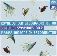 CD SIBELIUS, J. - SYMPHONY NO.2 IN D MAJOR