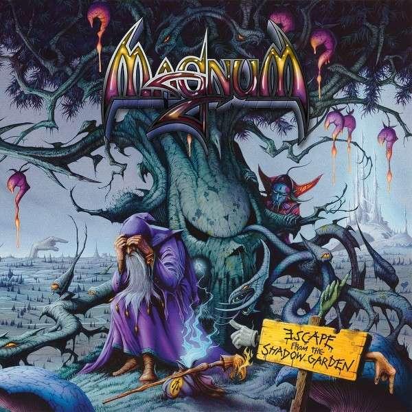 Vinyl MAGNUM - ESCAPE FROM THE SHADOW GARDEN
