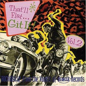 CD V/A - THAT'LL FLAT GIT IT 2