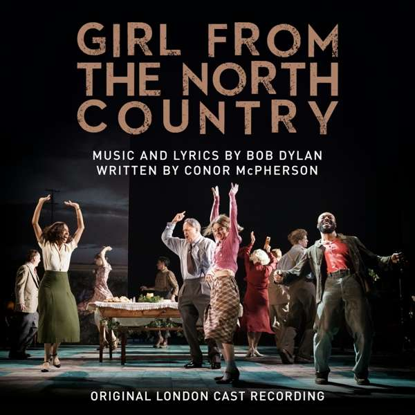 CD Musical - Girl From the North Country