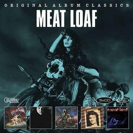 Meat Loaf - CD ORIGINAL ALBUM CLASSICS