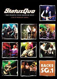Status Quo - DVD LIVE AT WEMBLEY