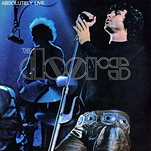Vinyl DOORS, THE - ABSOLUTELY LIVE