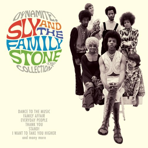 CD SLY & THE FAMILY STONE - Dynamite! The Collection