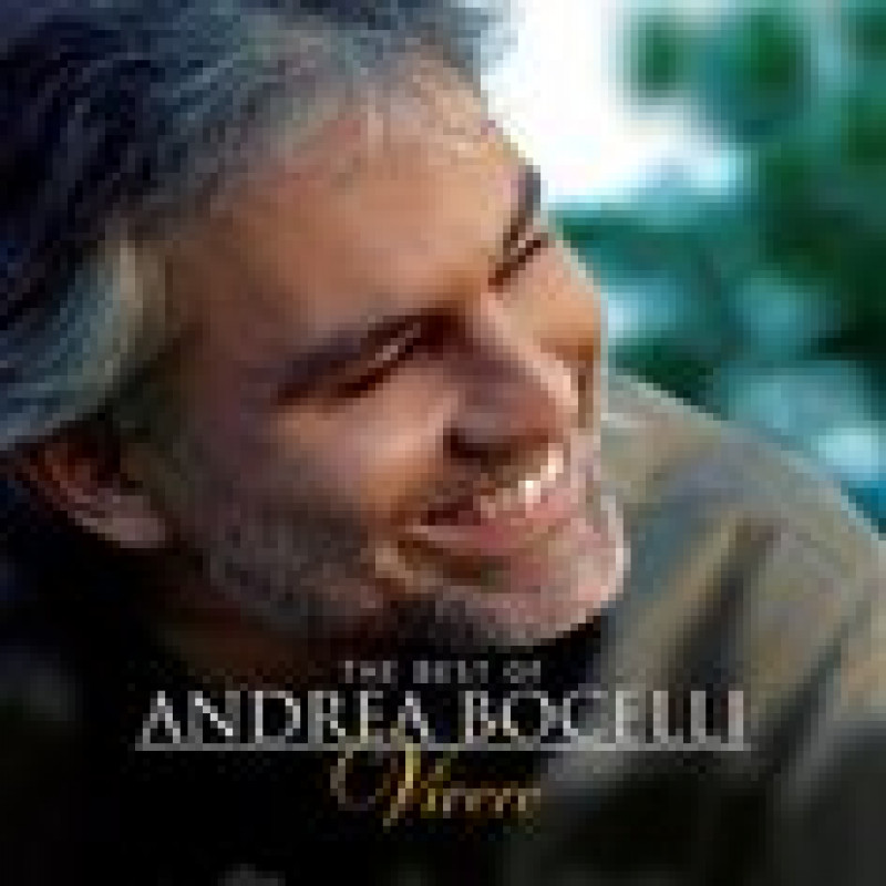 ANDREA BOCELLI - CD VIVERE-GREATEST HITS