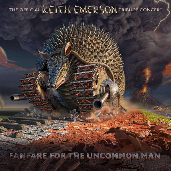 CD V/A - FANFARE FOR THE UNCOMMON MAN