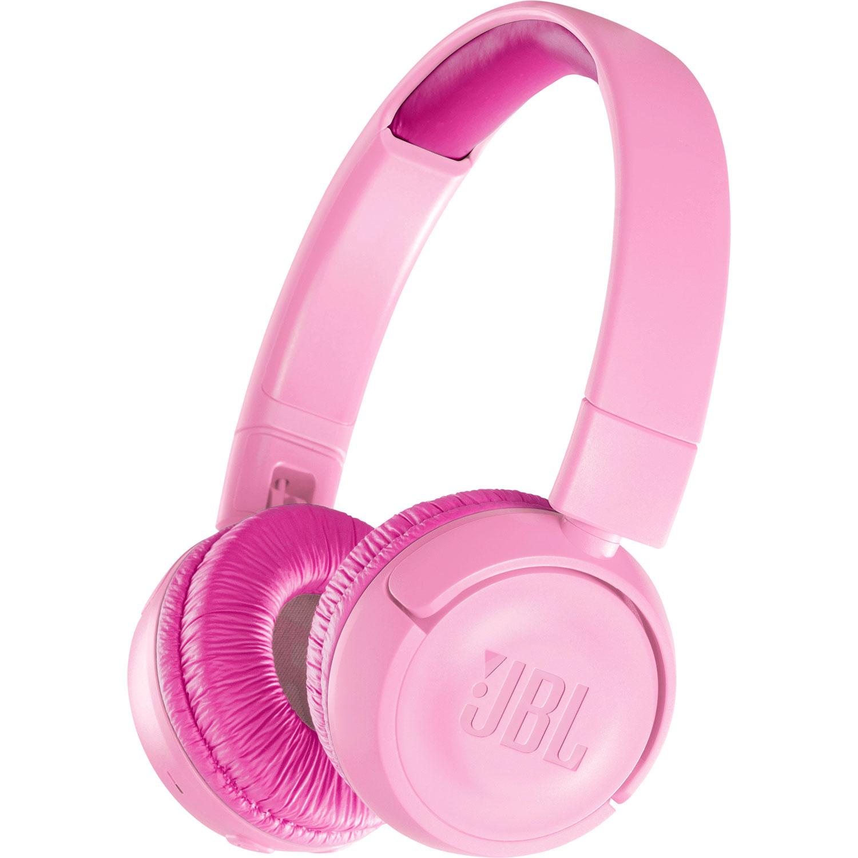 Slúchadlá JBL JR300BT Pink