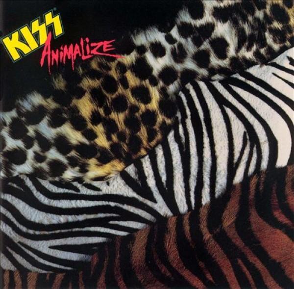 Kiss - CD ANIMALIZE
