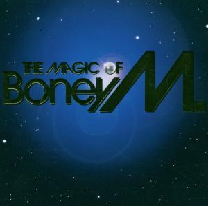 CD BONEY M. - The Magic Of Boney M.