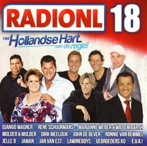 CD V/A - RADIO NL 18