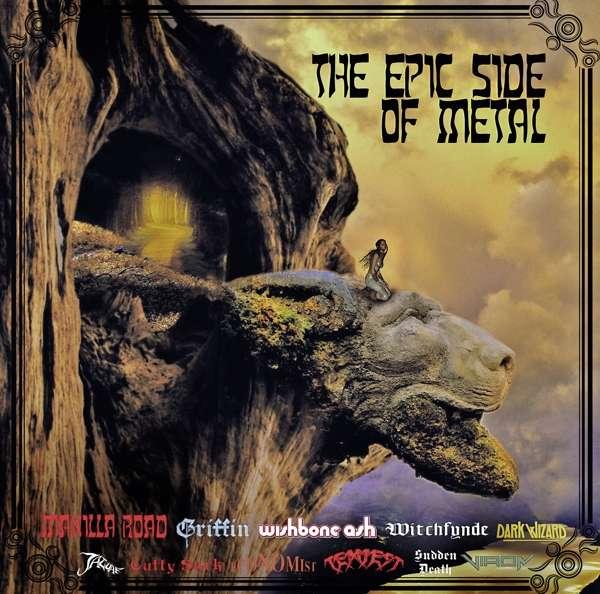 CD V/A - EPIC SIDE OF HEAVY METAL