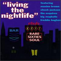 CD V/A - LIVING THE NIGHT LIFE