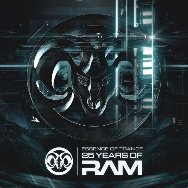 CD V/A - ESSENCE OF TRANCE - 25 YEARS OF RAM