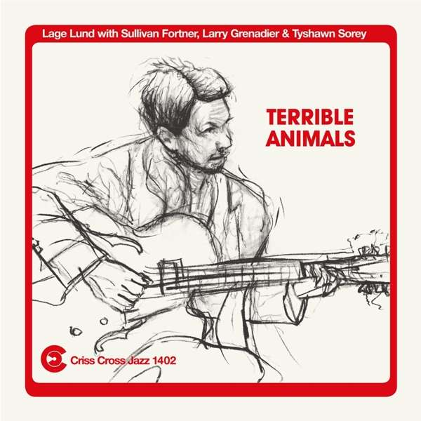 CD LUND, LAGE - TERRIBLE ANIMALS