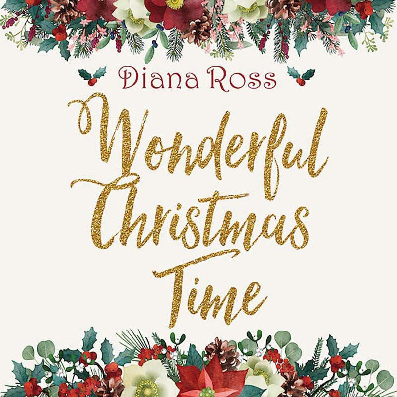 Vinyl ROSS DIANA - WONDERFUL CHRISTMAS TIME