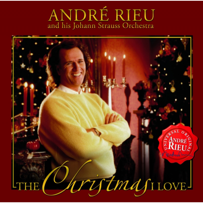 CD RIEU ANDRE - THE CHRISTMAS I LOVE