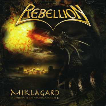 CD REBELLION - MIKLAGARD: THE HISTORY OF