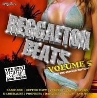 CD V/A - REGGAETON BEATS 5