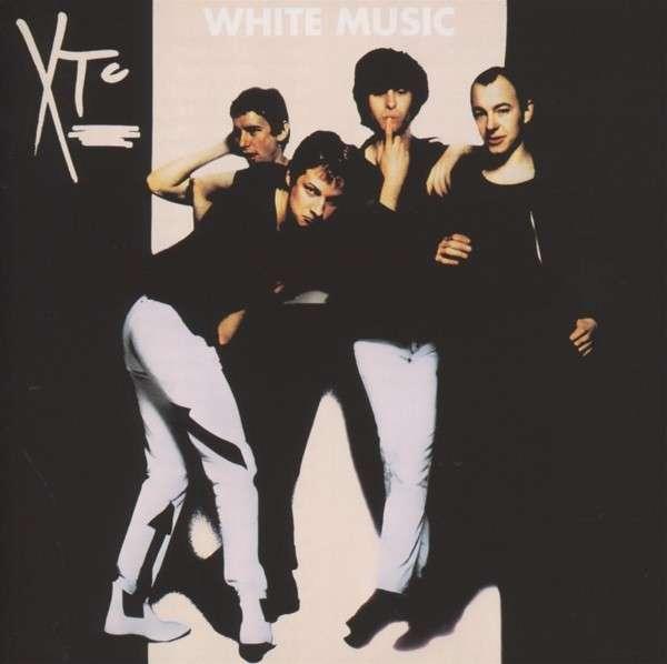 CD XTC - WHITE MUSIC