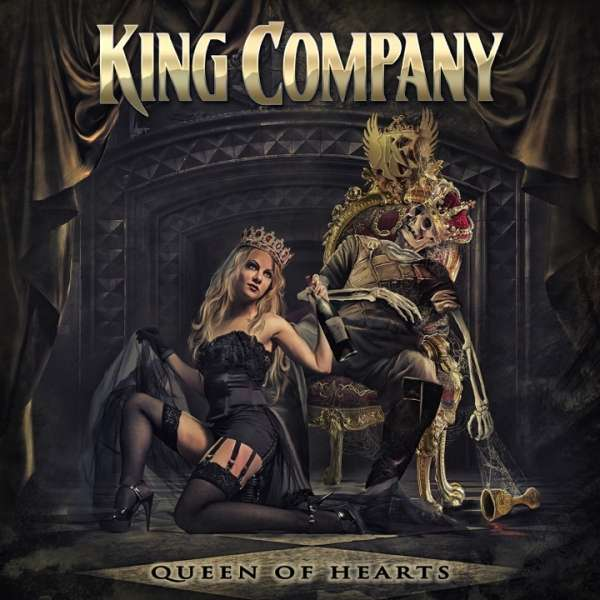 CD KING COMPANY - QUEEN OF HEARTS