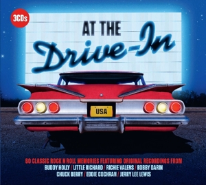 CD V/A - AT THE DRIVE IN
