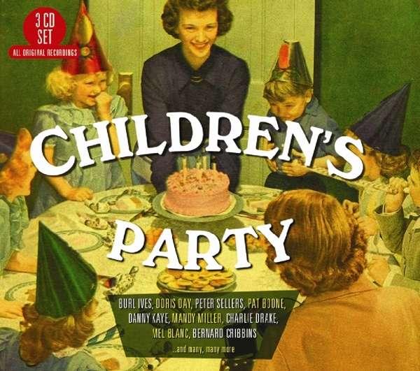 CD V/A - CHILDREN'S PARTY