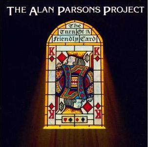 CD PARSONS, ALAN -PROJECT- - The Turn Of A Friendly Card