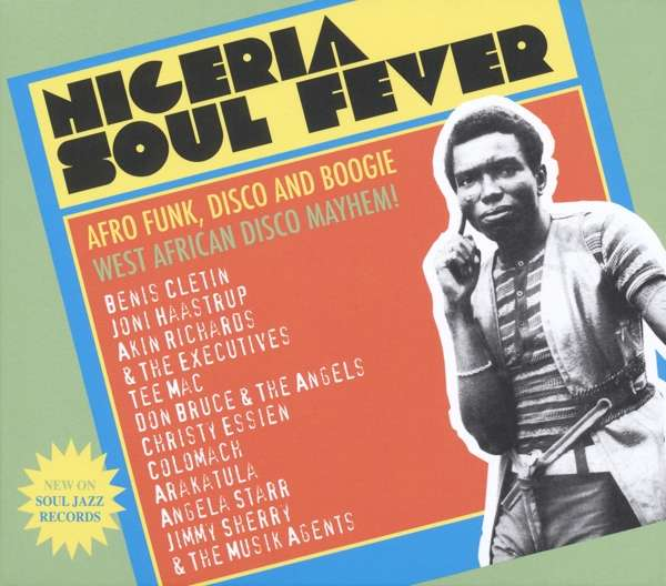 CD V/A - NIGERIA SOUL FEVER!