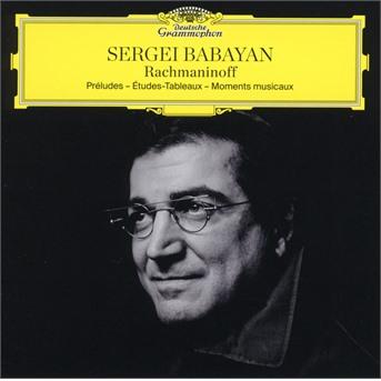 CD BABAYAN SERGEJ - RACHAMNINOV RECITAL