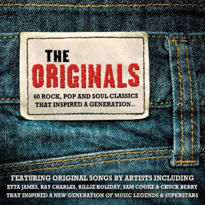 CD V/A - ORIGINALS