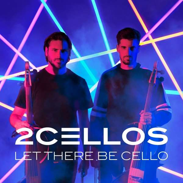 CD TWO CELLOS - Let There Be Cello