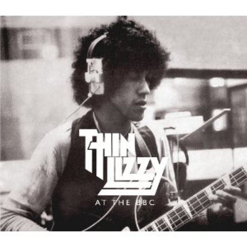 CD THIN LIZZY - LIVE AT THE BBC