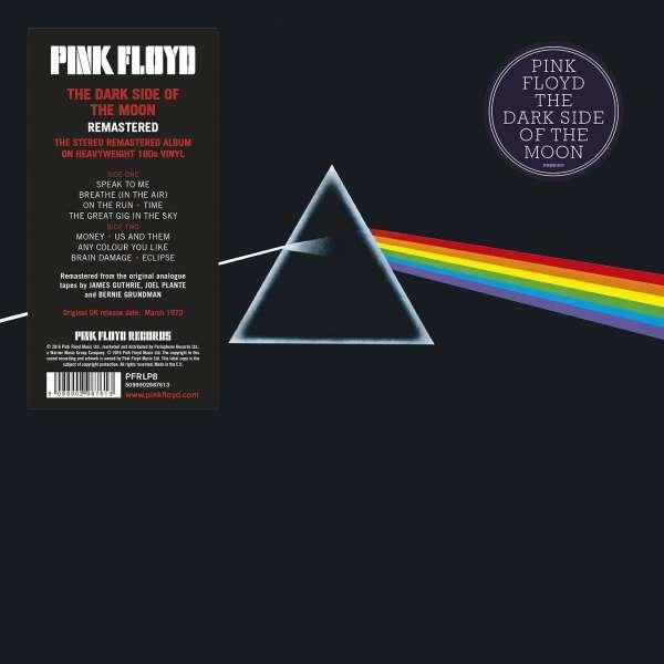 Pink Floyd - Vinyl DARK SIDE OF THE MOON (LIMITED)