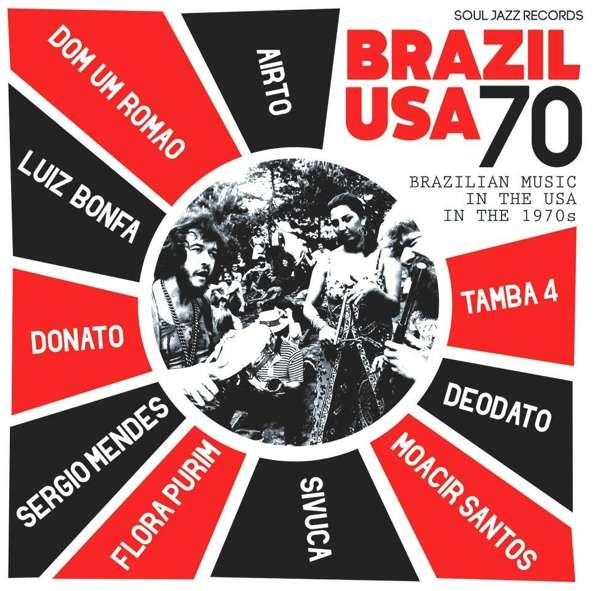 CD V/A - BRAZIL USA 70