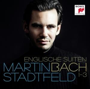 CD BACH, J.S. - Bach: Englische Suiten 1-3