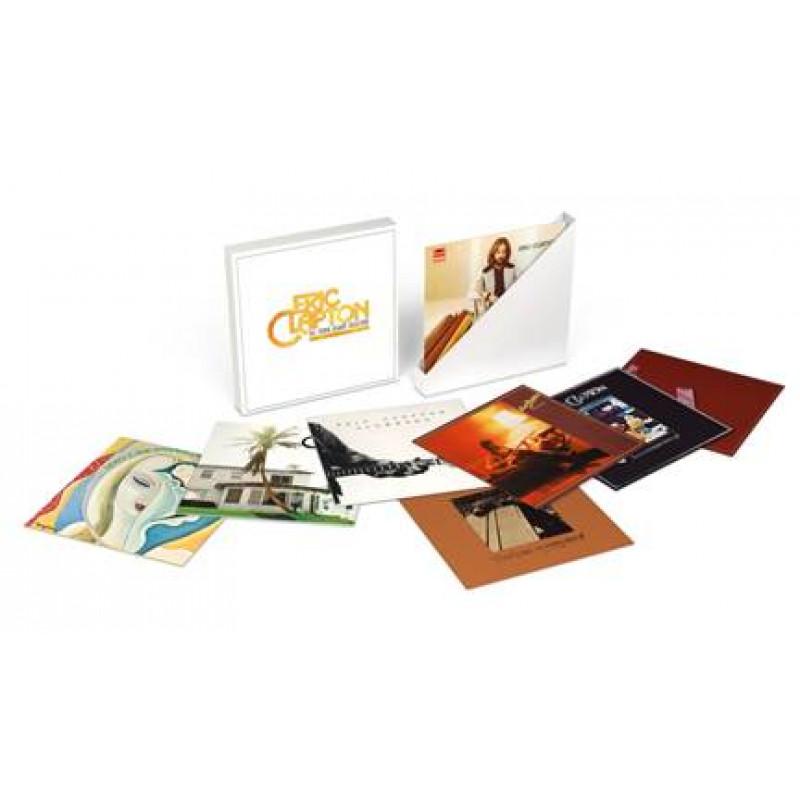 Vinyl CLAPTON ERIC - THE STUDIO ALBUM COLLECTION