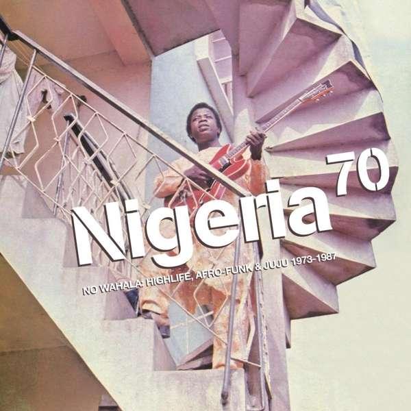 CD V/A - NIGERIA 70
