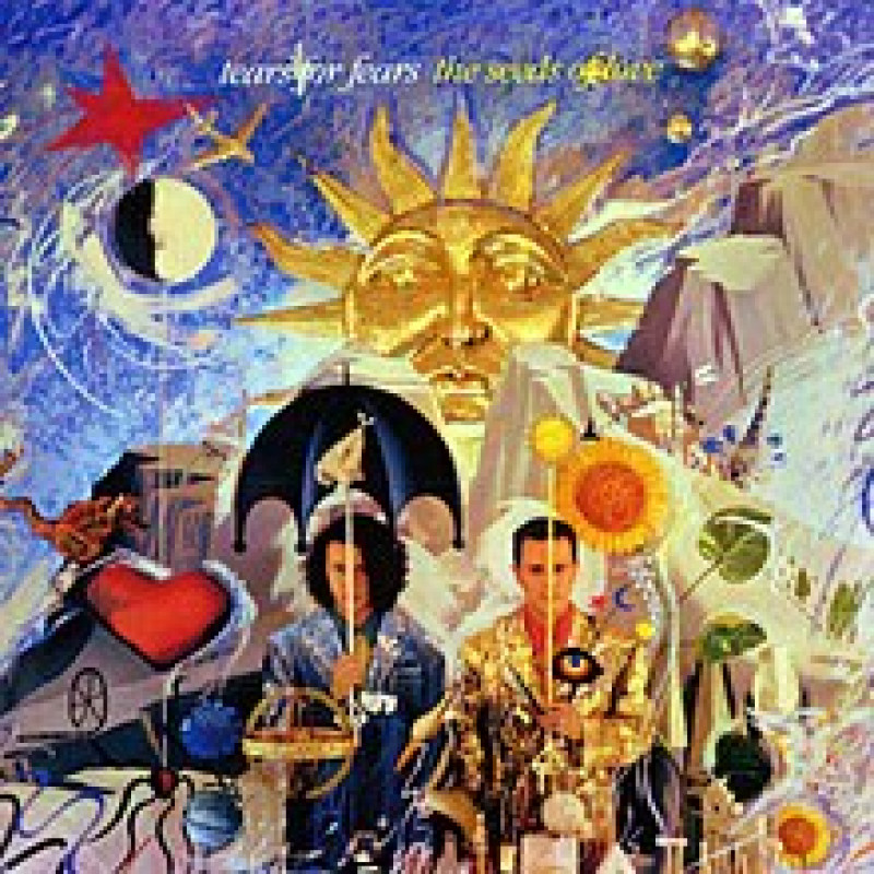 Tears For Fears - CD THE SEEDS OF LOVE