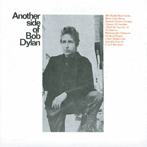 Bob Dylan - CD ANOTHER SIDE OF