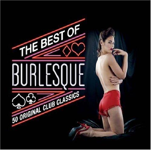 CD V/A - BEST OF BURLESQUE