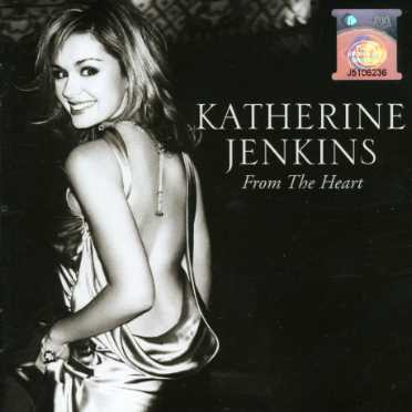 CD JENKINS KATHERINE - FROM THE HEART