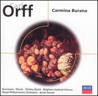 CD DORATI/ROYAL.PHIL.ORCH. - CARMINA BURANA