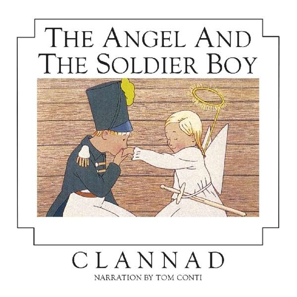 CD CLANNAD - ANGEL AND THE SOLDIER BOY