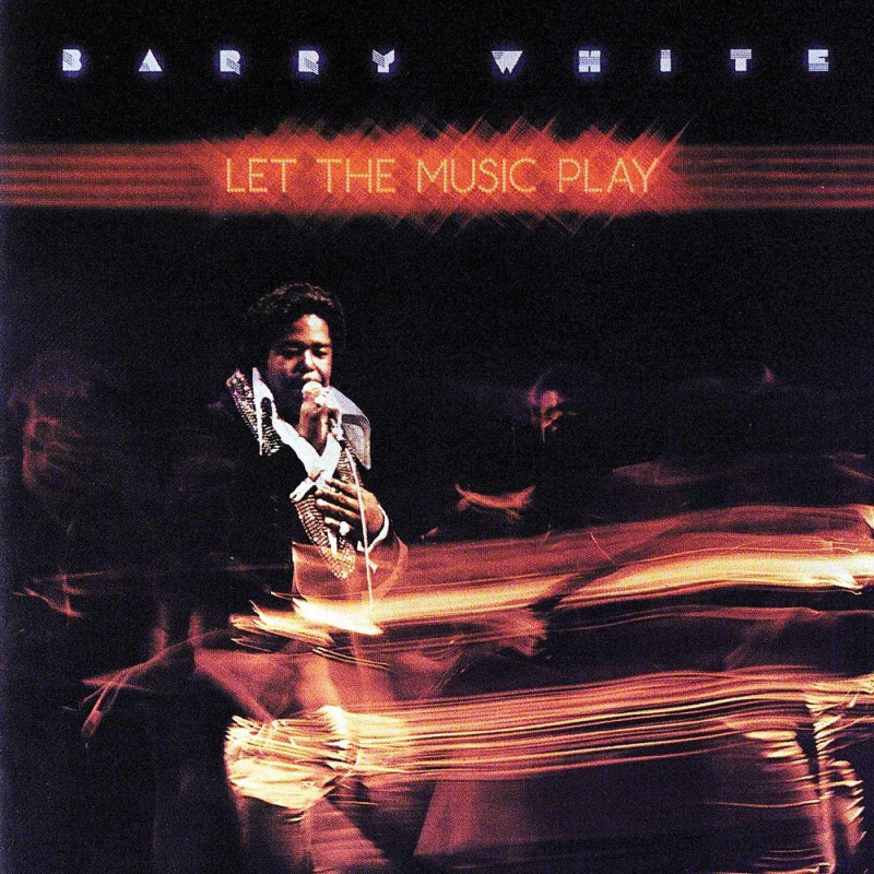 CD WHITE BARRY - LET THE MUSIC PLAY