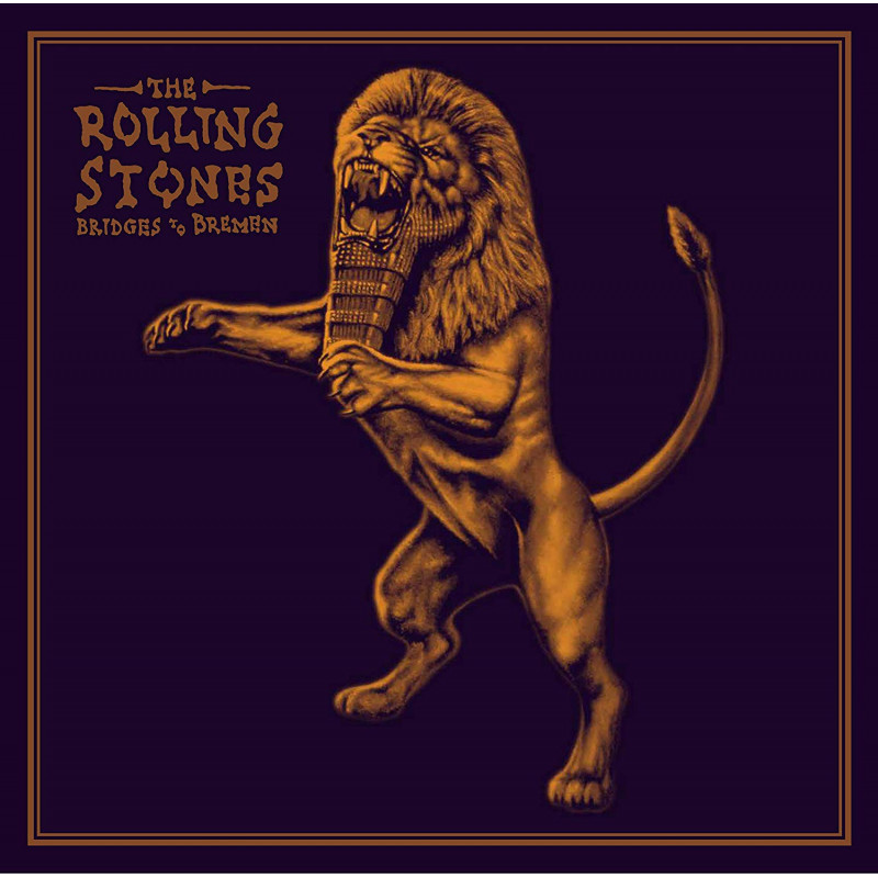 Rolling Stones - Blu-ray BRIDGES TO BREMEN