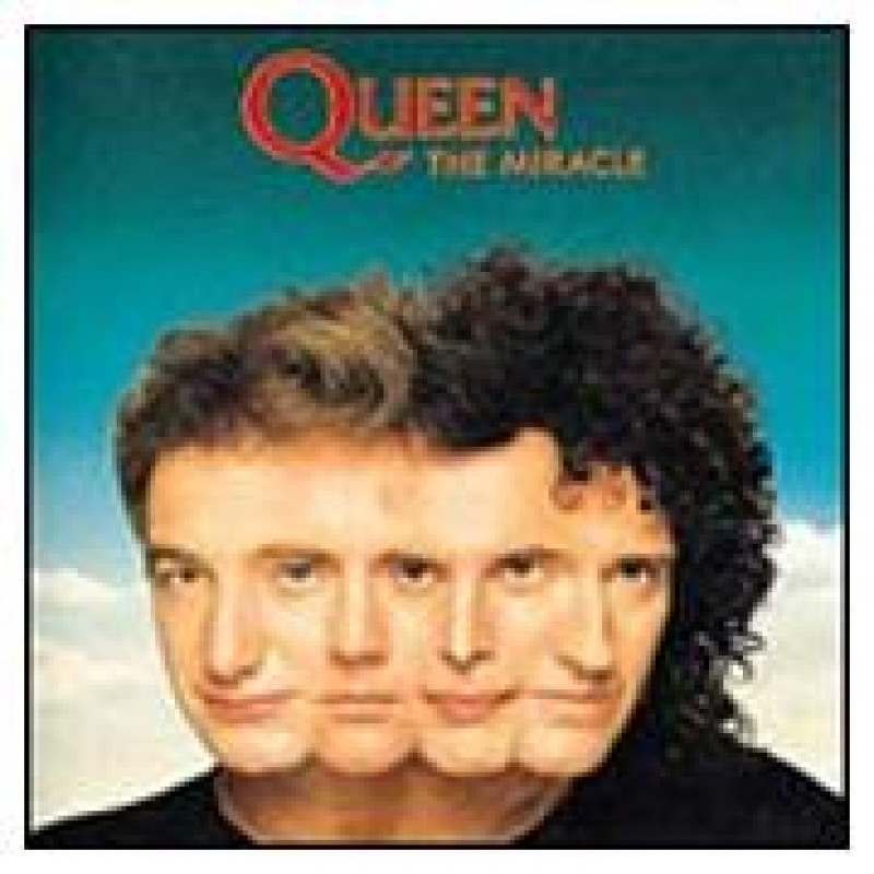 Queen - CD THE MIRACLE