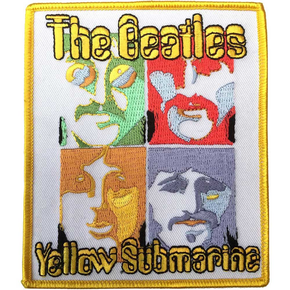 The Beatles - Nažehlovačka Yellow Submarine Sea of Science